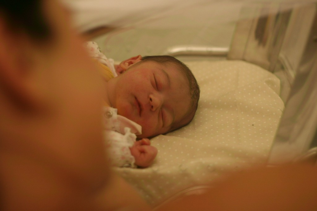 λεχούδι νεογέννητο δαφνη
