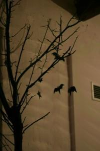 http://momfatale.gr/ halloween 2013 tree