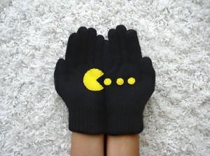 pacman glove