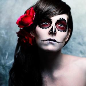 brunettes_women_skulls_flowers_makeup_roses_kelsey_harker_sugar_skulls_2200x1650_wallpaper_Wallpaper_1024x1024_www.wall321.com