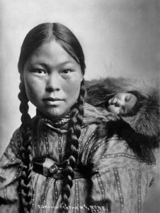 eskimo-mother-and-baby