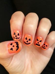 pumpkin-nails