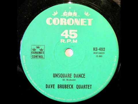 Dave Brubeck Quartet – «Unsquare Dance»