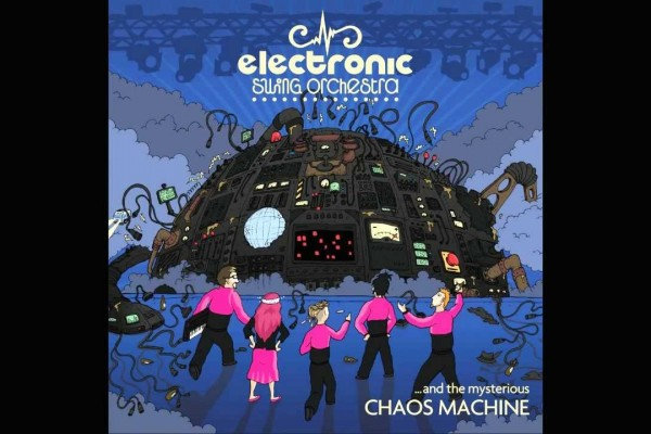 Electronic Swing Orchestra – Clint Eastwood