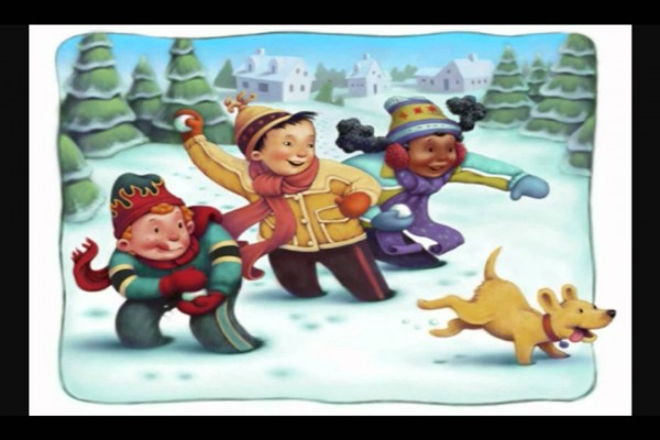 It's the most wonderful time of the year~Andy Williams