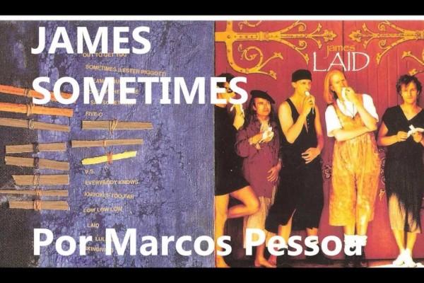 JAMES – SOMETIMES