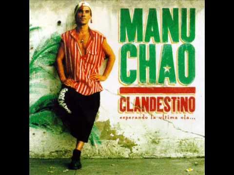 Manu Chao-Clandestino