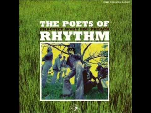 Poets of Rhythm – More Mess On My Thing