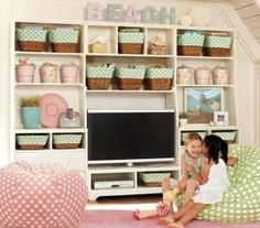 παιδικό δωμάτιο αποθήκευση παιχνίδια