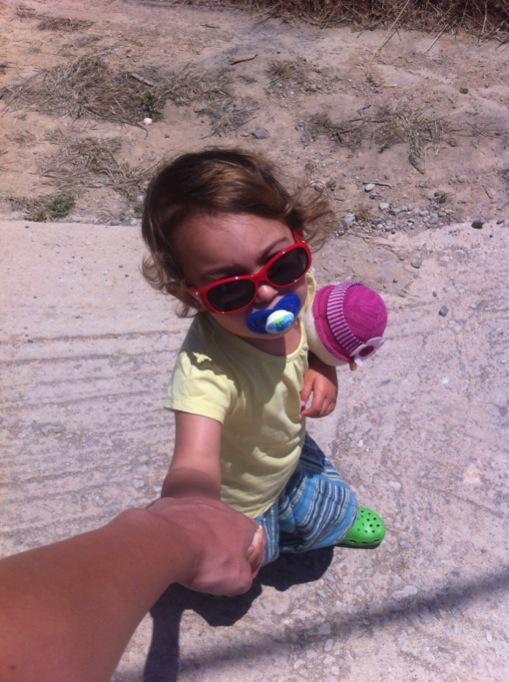 daphne astipalaia crocs sunglasses red yellow mamaz and papaz doll mam paci