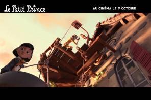 Ο Μικρός Πρίγκηπας γίνεται Μεγάλου Μήκους Ταινία Κινουμένων Σχεδίων!