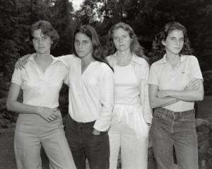 φωτογραφία- οι αδερφές μπράουν