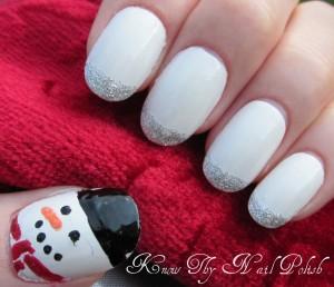 xmas-mani-frosty-the-snowman