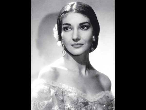 Maria Callas -Bellini- Norma – Casta Diva