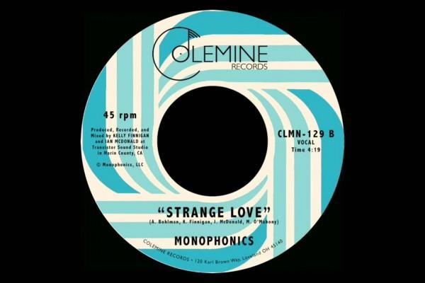 Monophonics -Strange Love