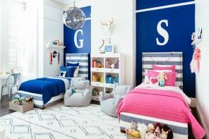 Ένα Κοινό Δωμάτιο για Κορίτσι και Αγόρι