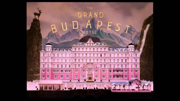 The Grand Budapest Hotel- Mr Moustafa (Alexandre Desplat)