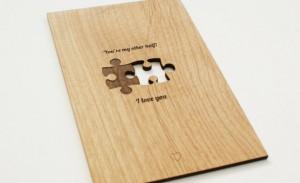 δωράκι αγίου βαλεντίνου ξύλινο