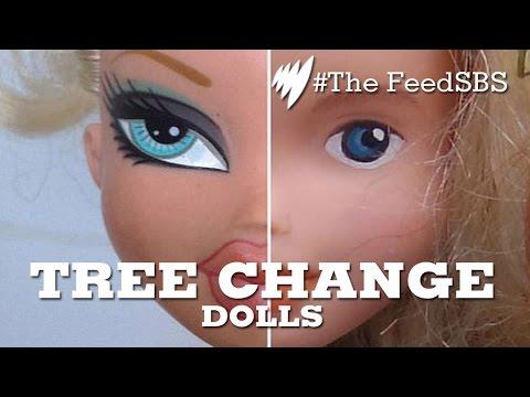 Πως να μεταμορφώσετε μια κούκλα!