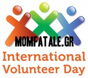 εθελοντισμός εθελοντές