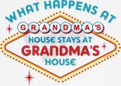 οι γιαγιάδες κακομαθαίνουν τα εγγόνια