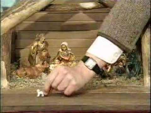 Τα Βασικά των Χριστουγέννων: Φάτνες, αρνάκια… δεινόσαυροι!!!