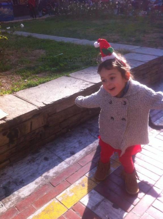 daphne dancing christmas