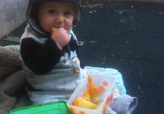 batman baby baby picnic playground