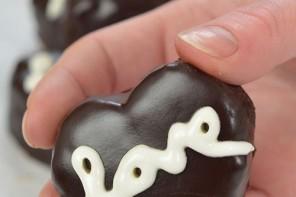 Σοκολατένιες καρδιές