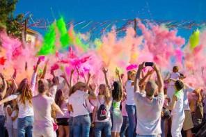 Η Μέρα με τα Χρώματα 2016, στο Φράγμα της Θέρμης