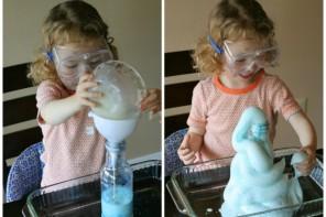 6 πειράματα για παιδιά