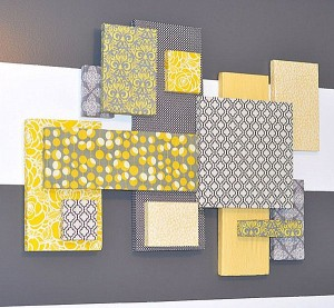 styrofoam-and-fabric-diy-wall-art