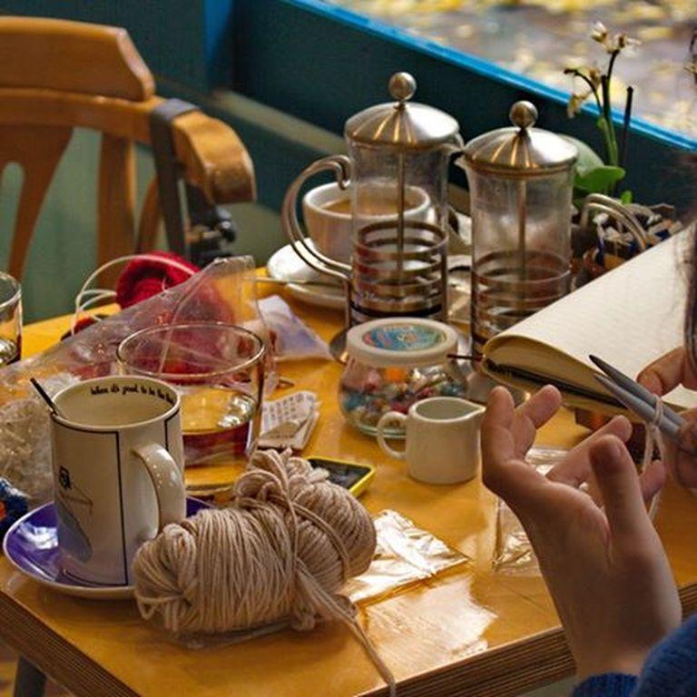 θεσσαλονίκη καφέ δημιουργικότητα με τα παιδιά