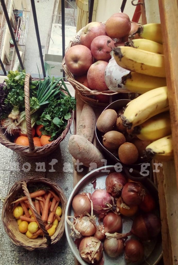 Αυστηρότεροι Ευρωπαικοί Κανόνες Για τα Βιολογικά Τρόφιμα