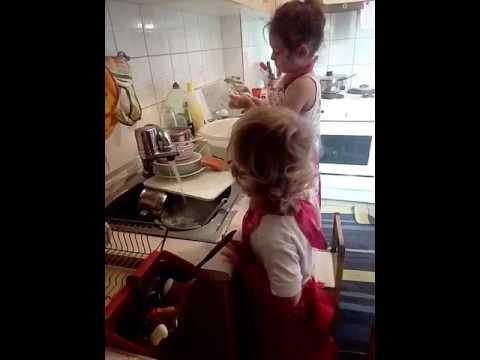 Αλέξανδρος, Δάφνη, πιάτα και ύυυγα ύυυυγα. (βίντεο)