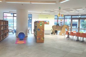 Εκδηλώσεις για Παιδιά: Αφήγηση Παραμυθιών και Κατασκευές στην Κεντρική Βιβλιοθήκη.