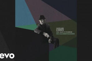 You Want it Darker- Leonard Cohen