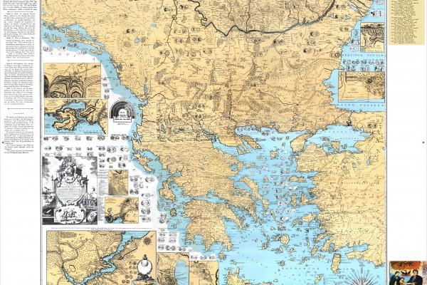 η χάρτα του ρήγα βελεστινλή