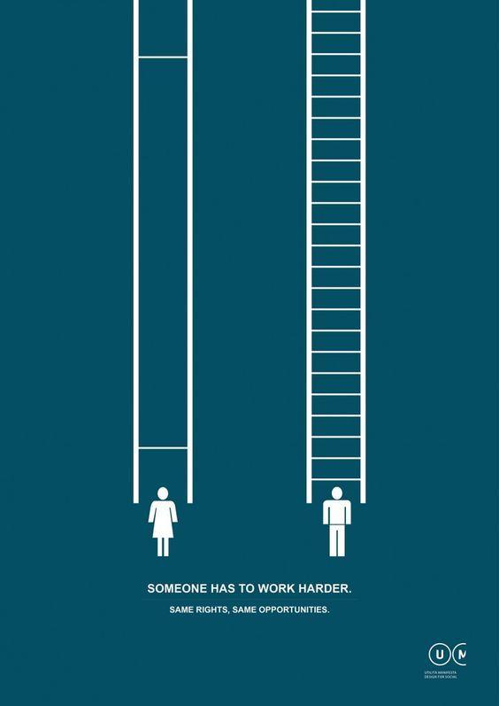 work harder same rights