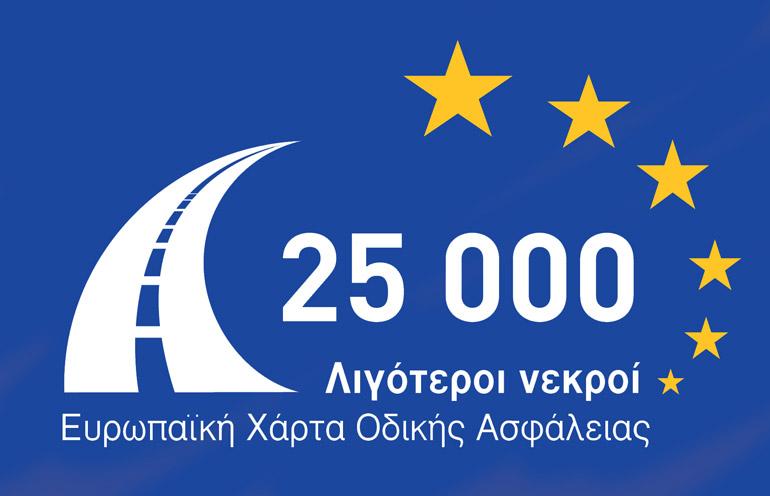 ευρωπαική χάρτα οδικής ασφάλειας