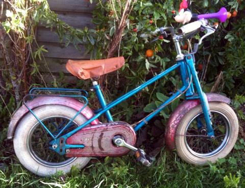 ποδηλατο για παιδιά παλιό