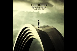 Couros – Nev•er Break ft. Alyss