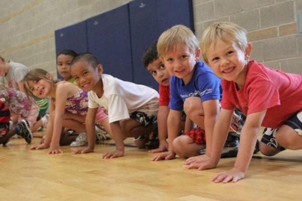 ευρωπαική ημέρα σχολικού αθλητισμού