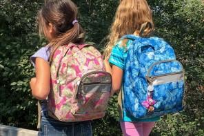 Υλοποίηση δράσης με τίτλο «Η τσάντα στο σχολείο»