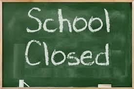 Κλειστά τα Σχολεία στις 07/11/2018!