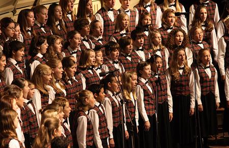 χορωδία παιδική χριστούγεννα