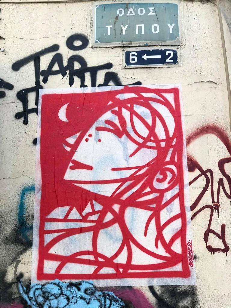 thessaloniki graffiti