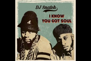 Dj Snatch- I Know You Got Soul