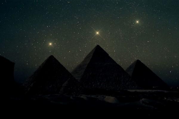 πυραμίδες pyramids