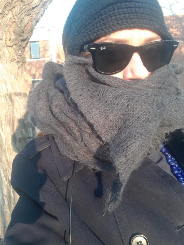 κάνει κρύο